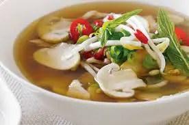 Resep Sup Bebek Jamur Simple dan Nikmat