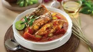 Resep Sup Ikan Asam Pedas Spesial dan Istimewa