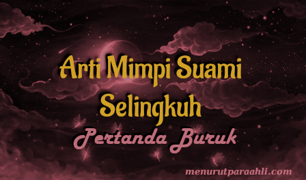 Mimpi Suami Selingkuh