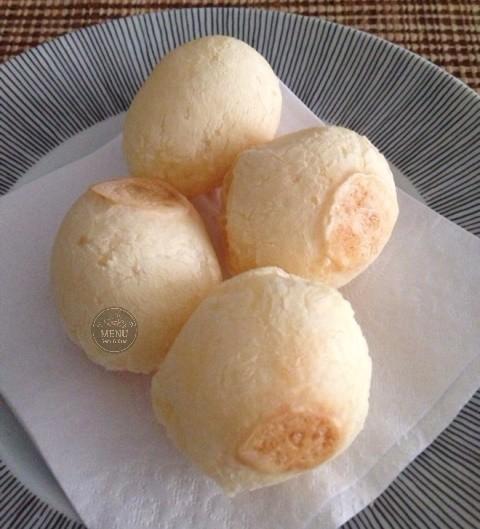 Pão de Queijo da Carla Pernambuco
