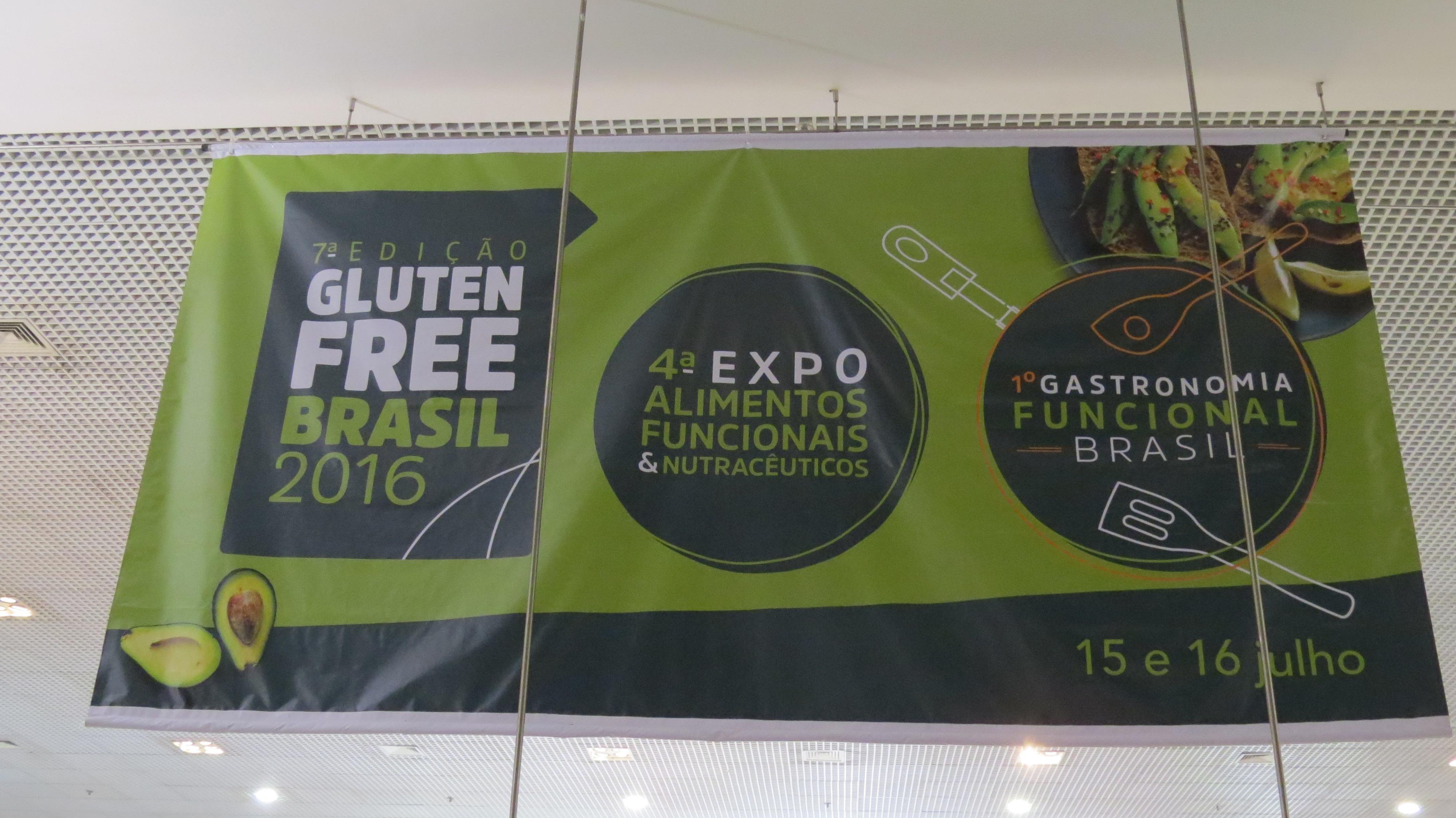 7ª edição do Gluten Free Brasil