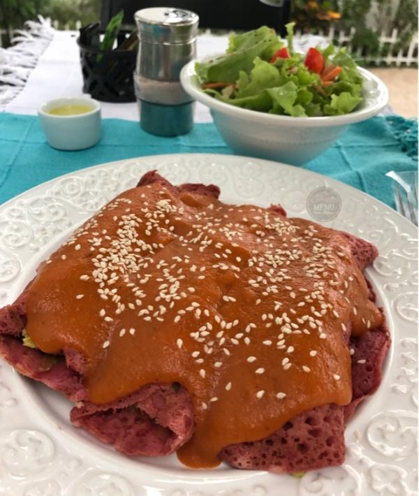 Parise Gourmet panqueca