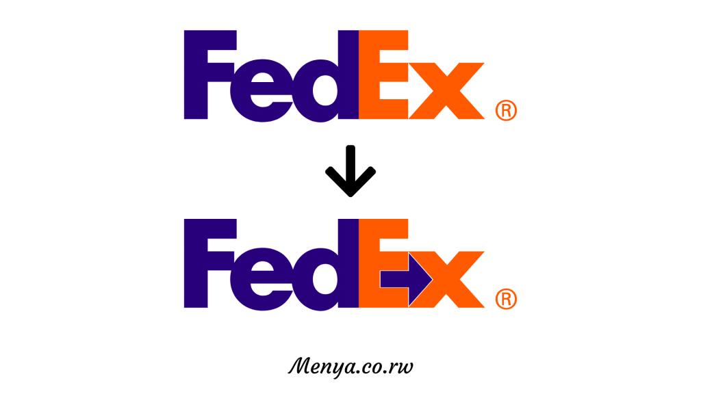 Ikirango cya FEDEX