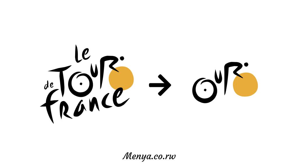 Ikirango(logo) cya tour de France