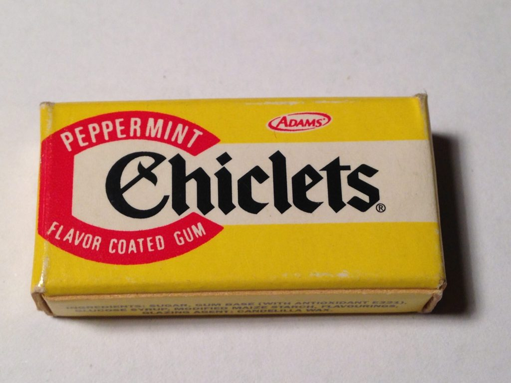 Shikarete (Chiclets)