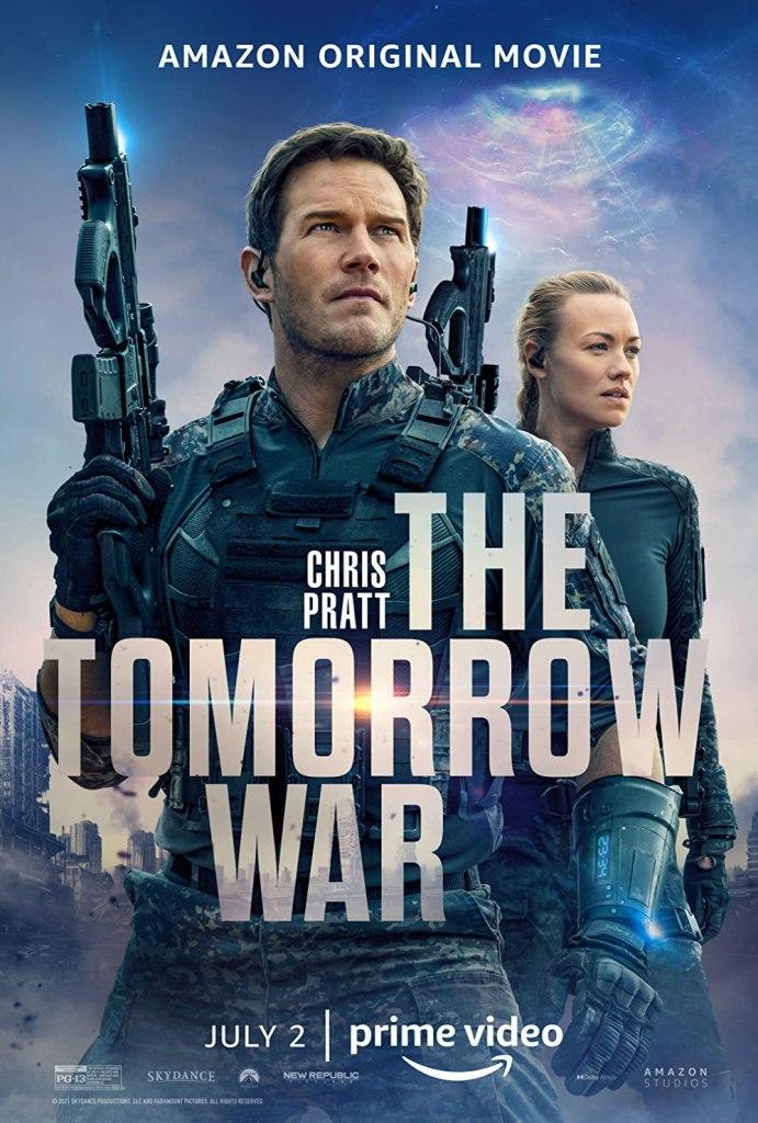 Filime ya The Tomorrow War