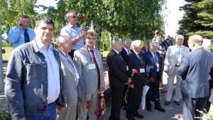 Менякин с председателями совета ветеранов ПФО