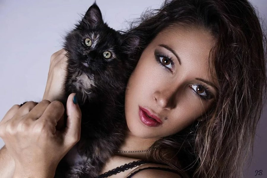 Beauty and Cat 2