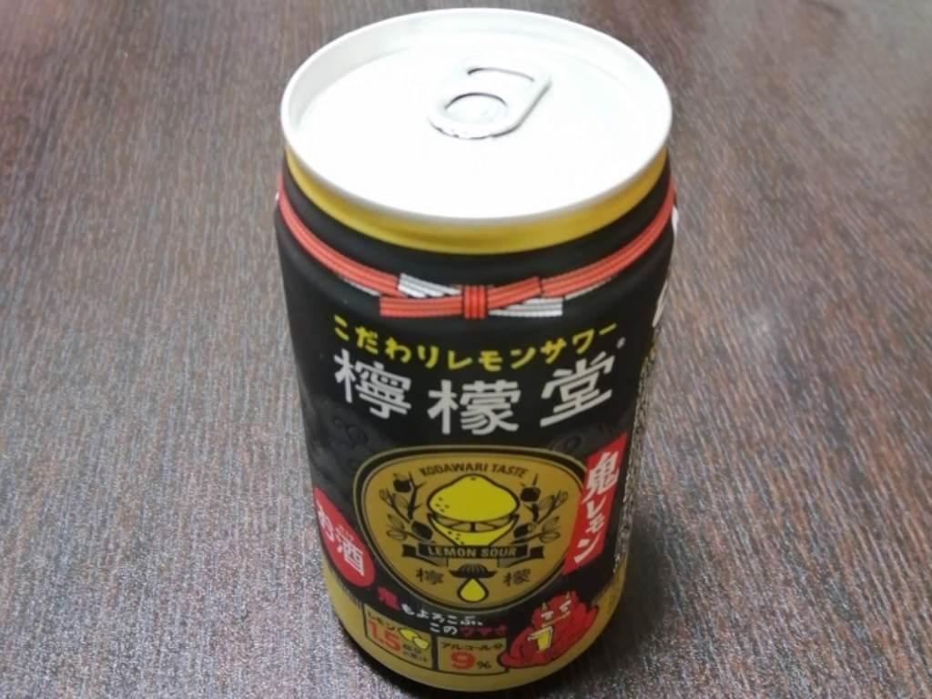 コカ・コーラ檸檬堂鬼レモン