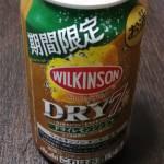 ウィルキンソンドライセブンレモンジンジャーのカロリーと飲み比べ
