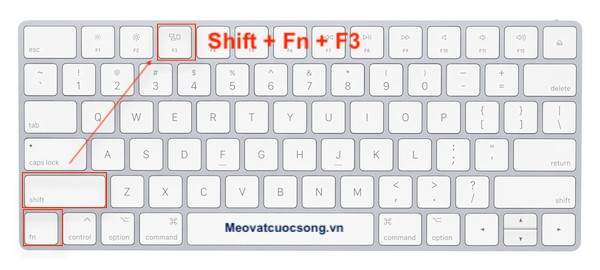 Bàn phím Macbook