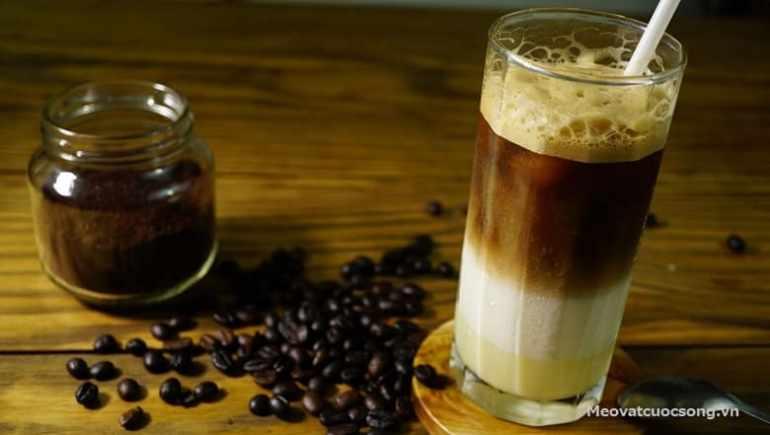 Cafe bạc xỉu