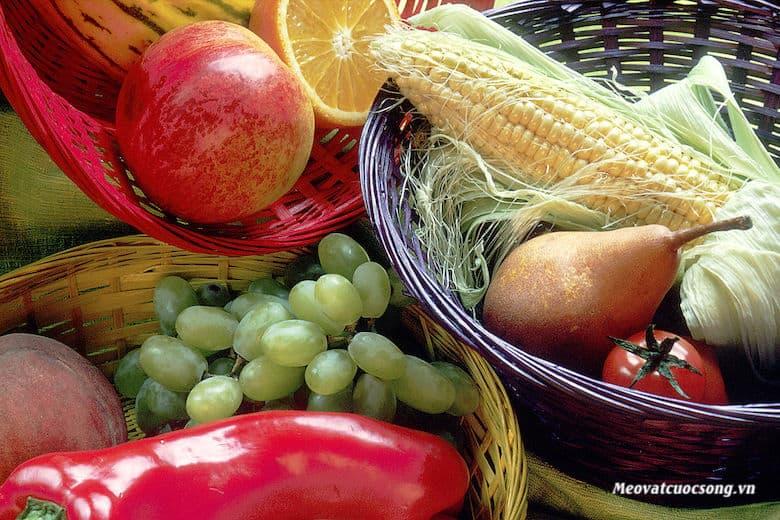 Thay đổi chế độ ăn uống lành mạnh