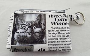 cat coin purses