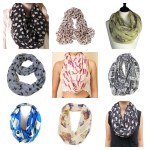 infinity cat scarves feature