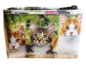 cat makeup bags