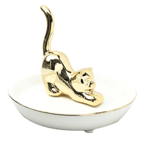 cat ring holder