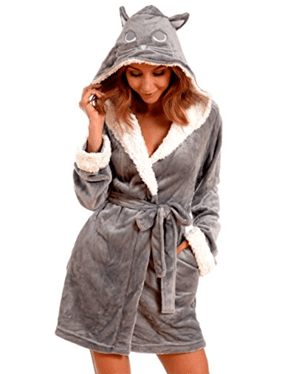 womens cat robes