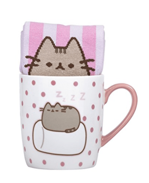 pusheen the cat mug