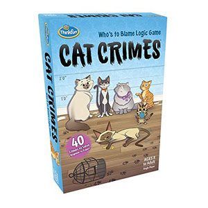 cat board game table top card