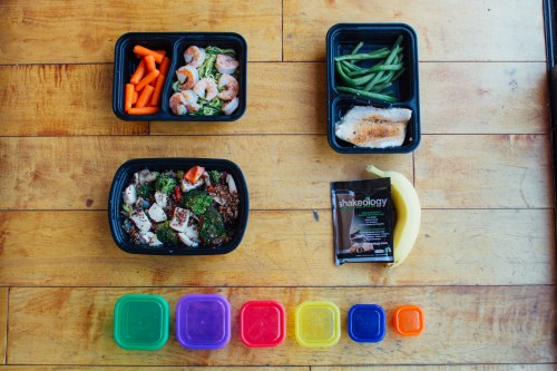 meal prep mon/wed/fri