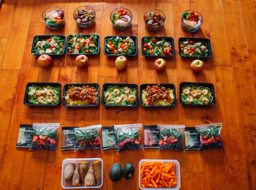five day meal prep