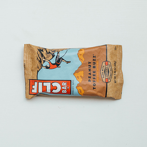 Protein Bar Review - Cliff Bar