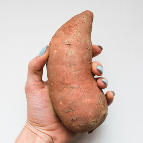 Foods that pack on muscle - sweet potato
