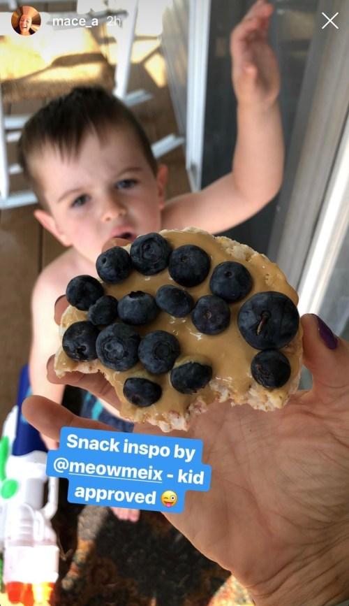 Kid snack
