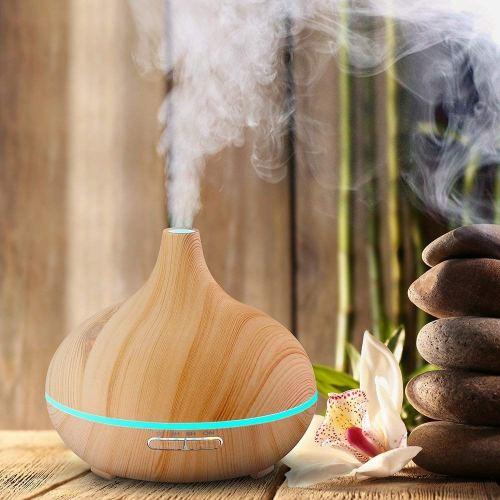 gift 5 - essential oil diffuser