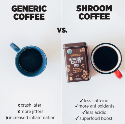 gift 4 - Four Sigmatic coffee & cocoa
