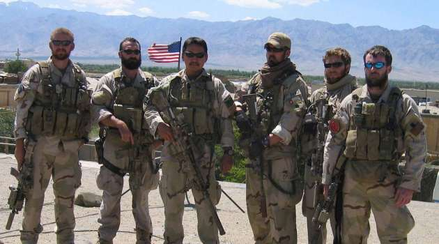Такими они были до случившегося в Афгане.