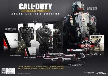 Atlas Limited Edition