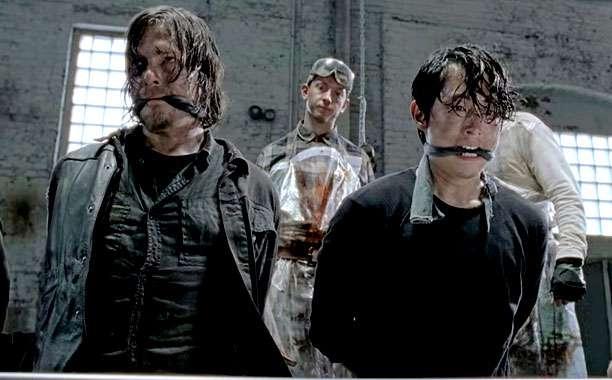 Comic-Con Trailer: The Walking Dead: Season 5 (Screengrab)