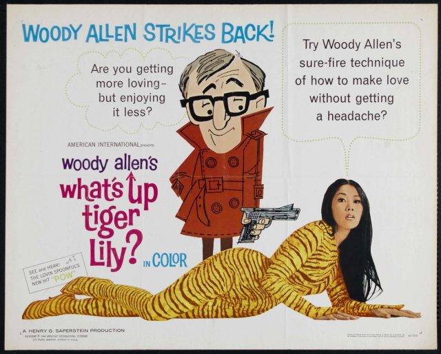 1966 Whats up tiger Lily - Lily la tigresa (ing) (hs)