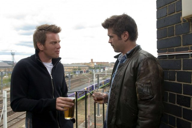 Ewan McGregor and Colin Farrell star in Woody Allens' Cassandra's Dream.