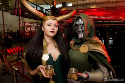 Cosplay Igromir ComicCon Russia Day 1 (244)