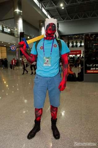 Cosplay Igromir ComicCon Russia Day 1 (61)