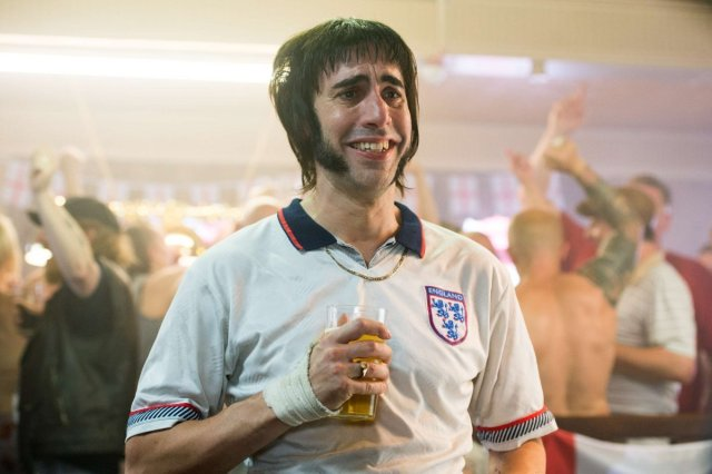 Sacha Baron Cohen as Nobby in THE BROTHERS GRIMSBY.