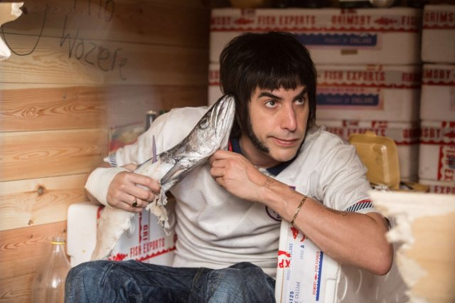 Sacha Baron Cohen stars as Nobby in Columbia Pictures' THE BROTHERS GRIMSBY.