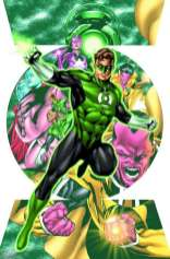 Hal Jordan & The Green Lantern Corps