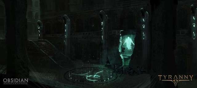 Подземелье в Старых стенах.