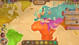 Менеджмент между экспедициями — тоже значительная составляющая игры