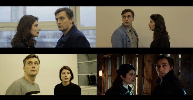 Три репетиции и финальный кадр