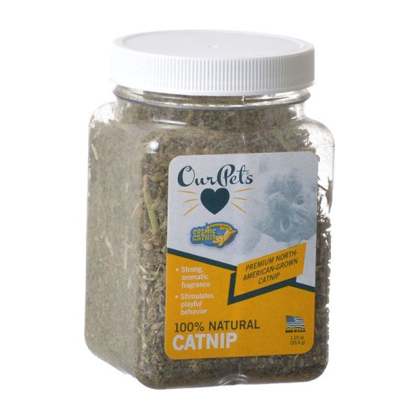 Catnip Jar - 1.25 oz.