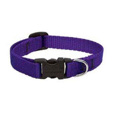 """Premium Safety Collar - Purple, 8-12"""""""