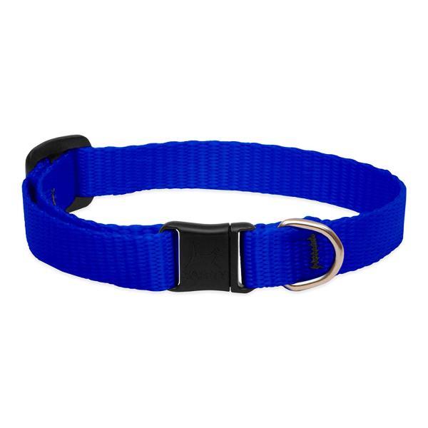"""Premium Safety Collar - Blue, 8-12"""""""