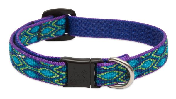Premium Safety Collar - Rain Song, 8-12""