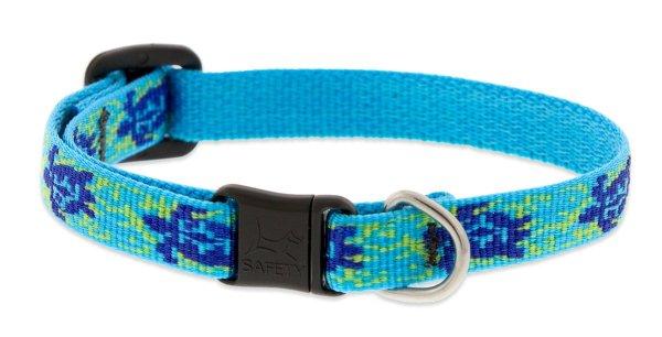 """Premium Safety Collar - Turtle Reef, 8-12"""""""