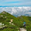 みずがき山自然公園キャンプ場から金峰山、高原キャンプと登山その②
